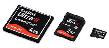 Picture for category Memory Cards