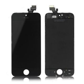 Picture of iPhone 5 LCD With Digitizer and Frame