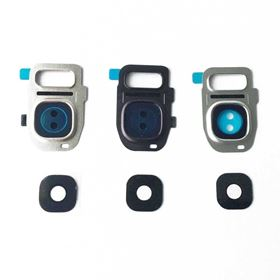 Picture of Camera Lens and Bezel for Samsung Galaxy S7 Edge