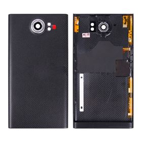 Picture of Battery Door Cover With Side Keys for BlackBerry Priv