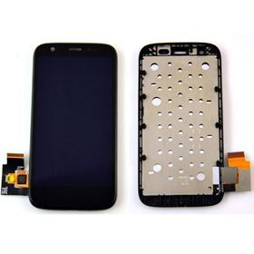 Picture of LCD Display and Digitizer Touch Screen with Frame for Motorola Moto G