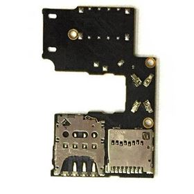 Picture of Single SIM Card Reader Flex Cable for Motorola G3