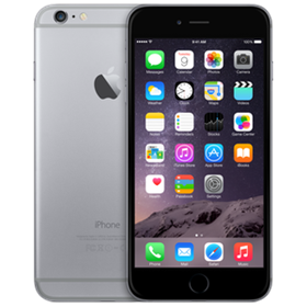 Picture of iPhone 6 Silver, 64GB, Locked to Bell, Grade A