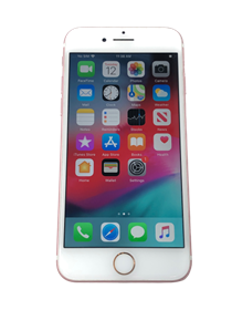 Picture of iPhone 7 Rose Gold, 32GB, Unlocked, Grade A